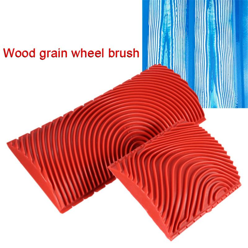 Wood Grain Paint Roller