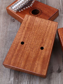 Wooden Kalimba Thumb Piano
