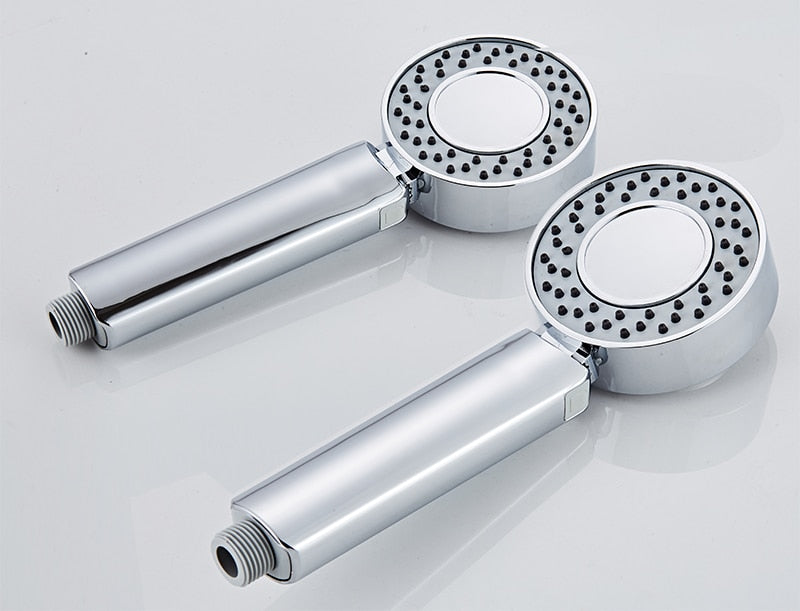 Double-sided Water Pressurized Shower Head