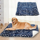 Pet Large Dog Blanket Bed Washable House Puppy Cushion Large Dog Cage Mat Mattress Kennel Soft Crate Multifunction Mat - Bumluv