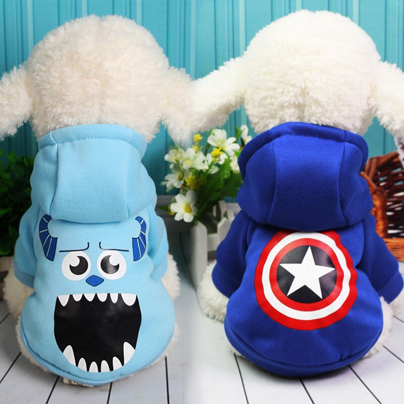 Winter Pet Dog Clothes For Small Dog Costume Hoodies Warm Clothing For Dog Coats Jacket Puppy Outfit Pet Cloth For Chihuahua 35 - Bumluv