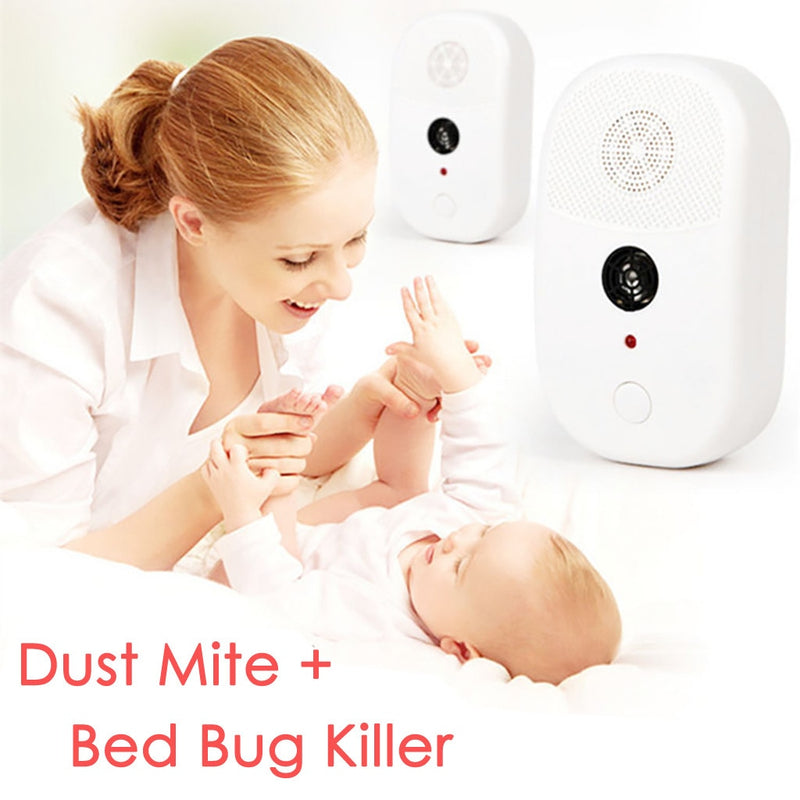 UltraSonicGuard™ Insect, Dust Mite & Bed Bug Killer