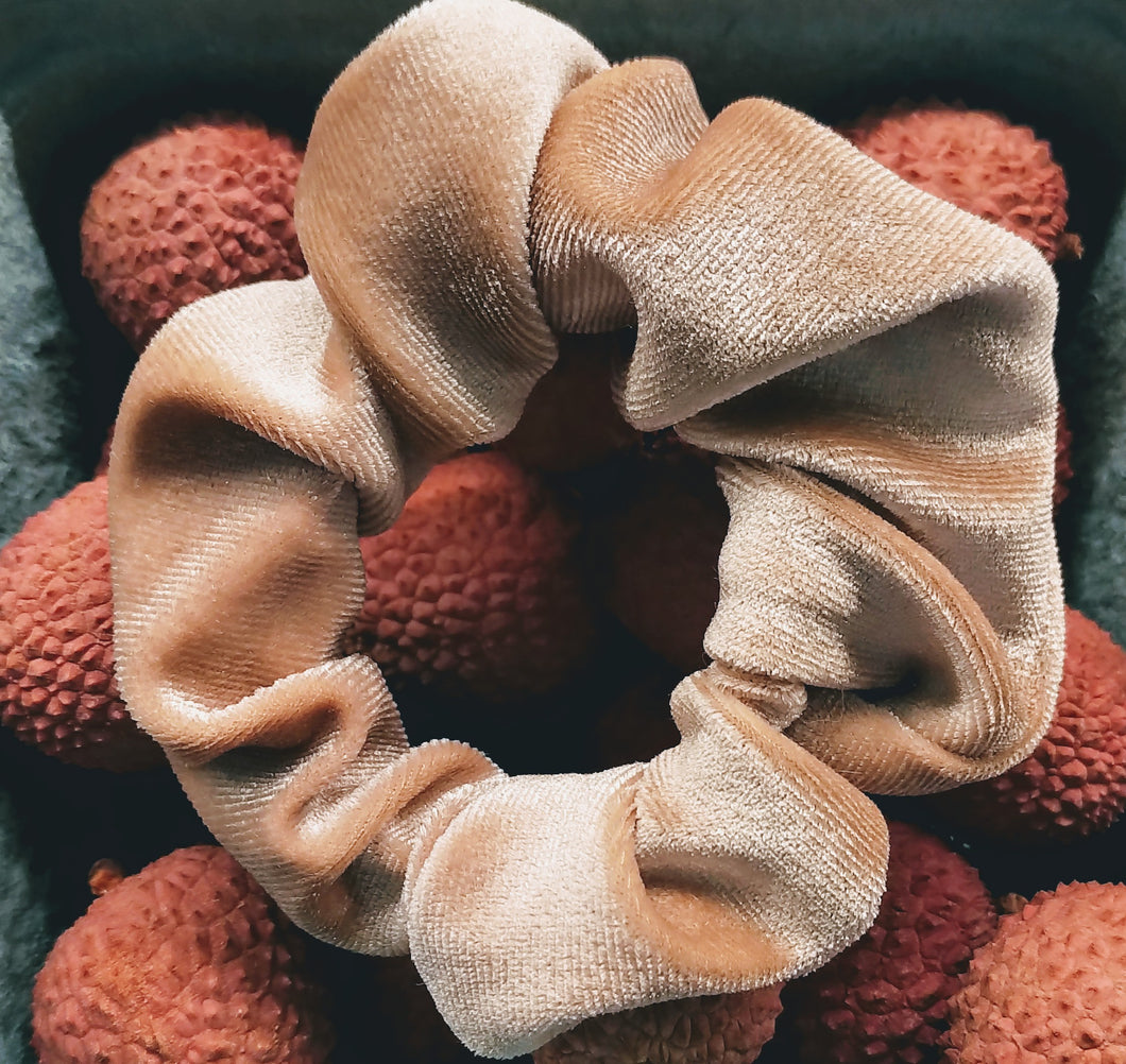 *Limited Edition* Nude Lyhcee Scrunchies