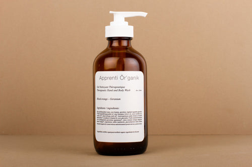 Therapeutic Hand and Body Wash - Blood Orange, Geranium