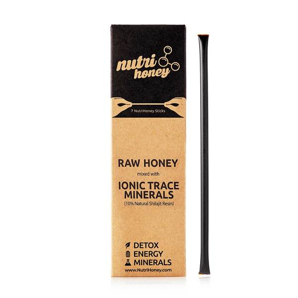 Shilajit | NutriHoney (7 Sticks)