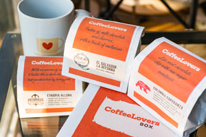 Coffee Lovers Box