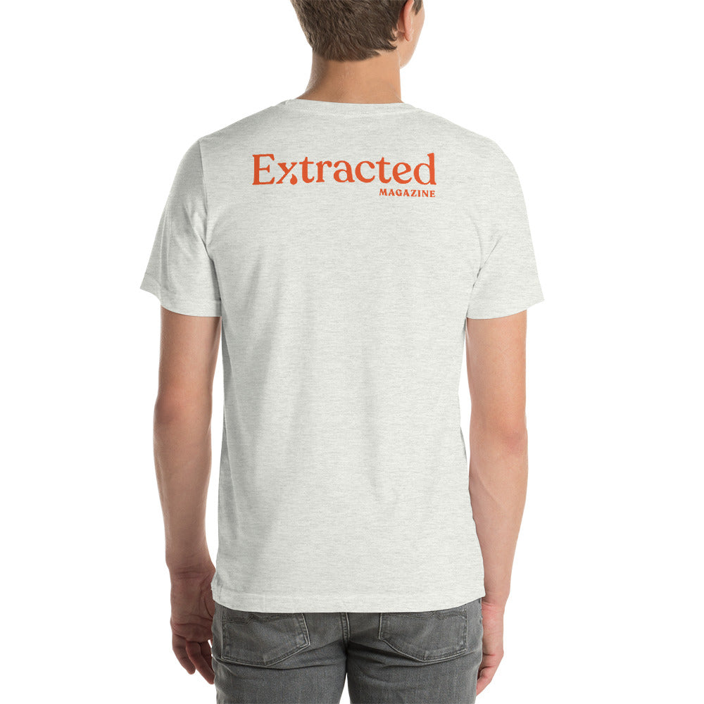Extracted Short-Sleeve Unisex T-Shirt
