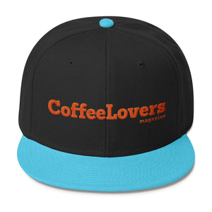 Coffee Lovers Magazine Hat