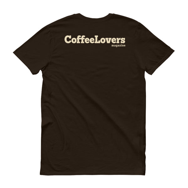 Coffee Lovers Magazine Shirt