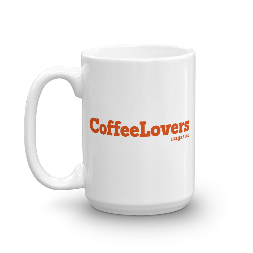 Coffee Lovers Magazine Mug