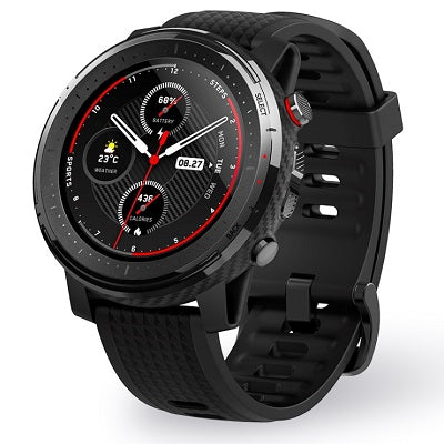New Amazfit Stratos 3 Smart Watch Smartwatch