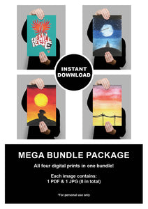Mega Bundle Package