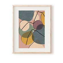 Load image into Gallery viewer, Baby Rubber Plant No.3 Art Print