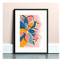 Load image into Gallery viewer, Succulent A4 Art Print