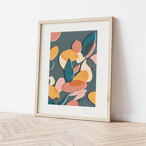 Money Plant No. 2 Art Print