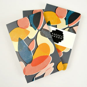 Money Plant No. 2 | Hardback Soft Touch Lined Notebook