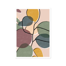 Load image into Gallery viewer, Baby Rubber Plant No.1 Art Print