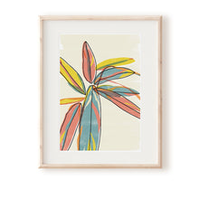 Load image into Gallery viewer, Stromanthe Art Print
