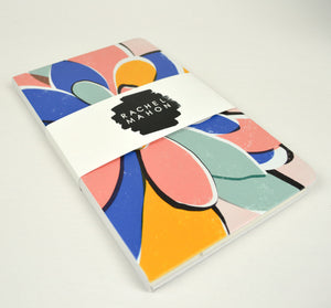 Succulent | Hardback Soft Touch Lined Notebook