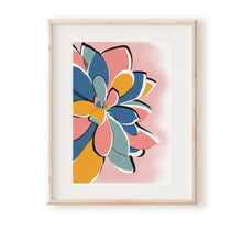 Load image into Gallery viewer, Succulent Art Print