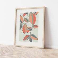 Load image into Gallery viewer, Tradescantia Zebrina Art Print