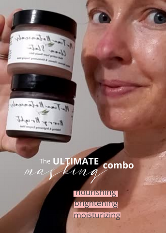 The Ultimate Moisturizing Brightening Facial Mask