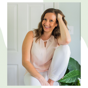 Photograph of Kara, founder of Me Time Botanicals