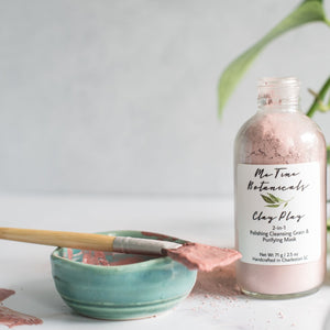 Clay Play Cleansing Grain & Purifying Mask