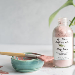 Clay Play Masking Ritual Gift Set