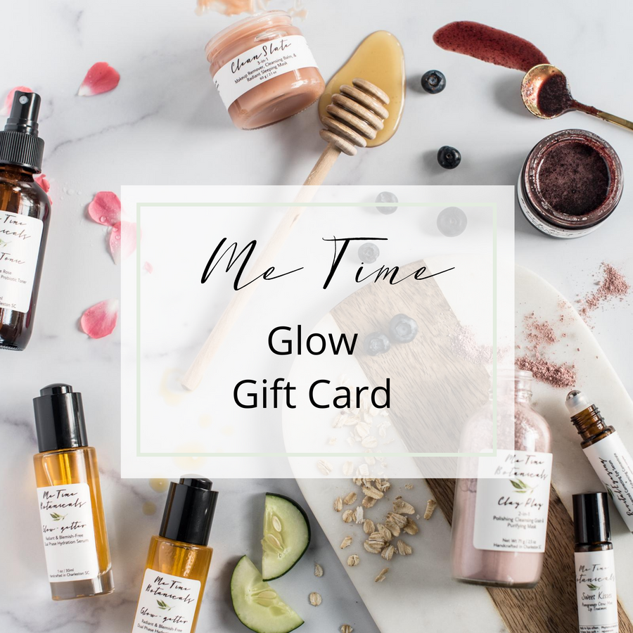 Me Time Botanicals Digital Gift Card