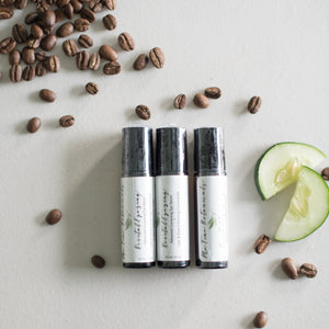 Me Time Botanicals RevitalEyezing Eye, Lash, and Brow Serum Roll on Eye serum  puffy eyes, depuff and brighten under eyes and grow longer lashes and thicker brows