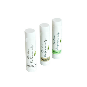 Organic Lip Polish and So Balm Lip Trio