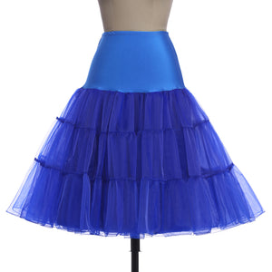 Royal Blue Petticoat