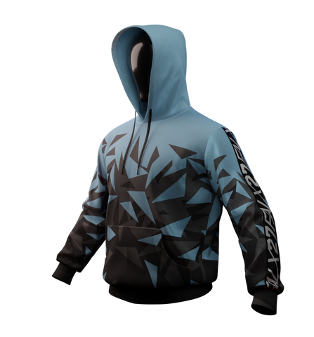 Hoodie [Shattered Ice]