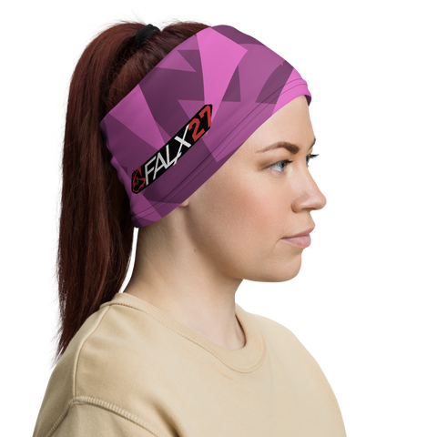 Neck Gaiter [Angular Lotus]