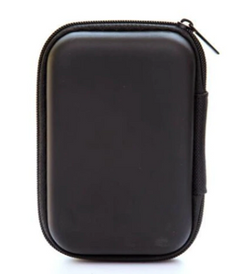 Plain Gadget Case - Black