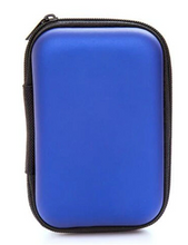 Load image into Gallery viewer, Plain Gadget Case - Blue
