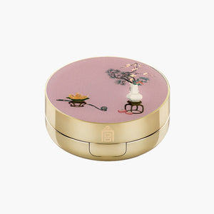 Yurun skin cushion foundation cream Ivory white