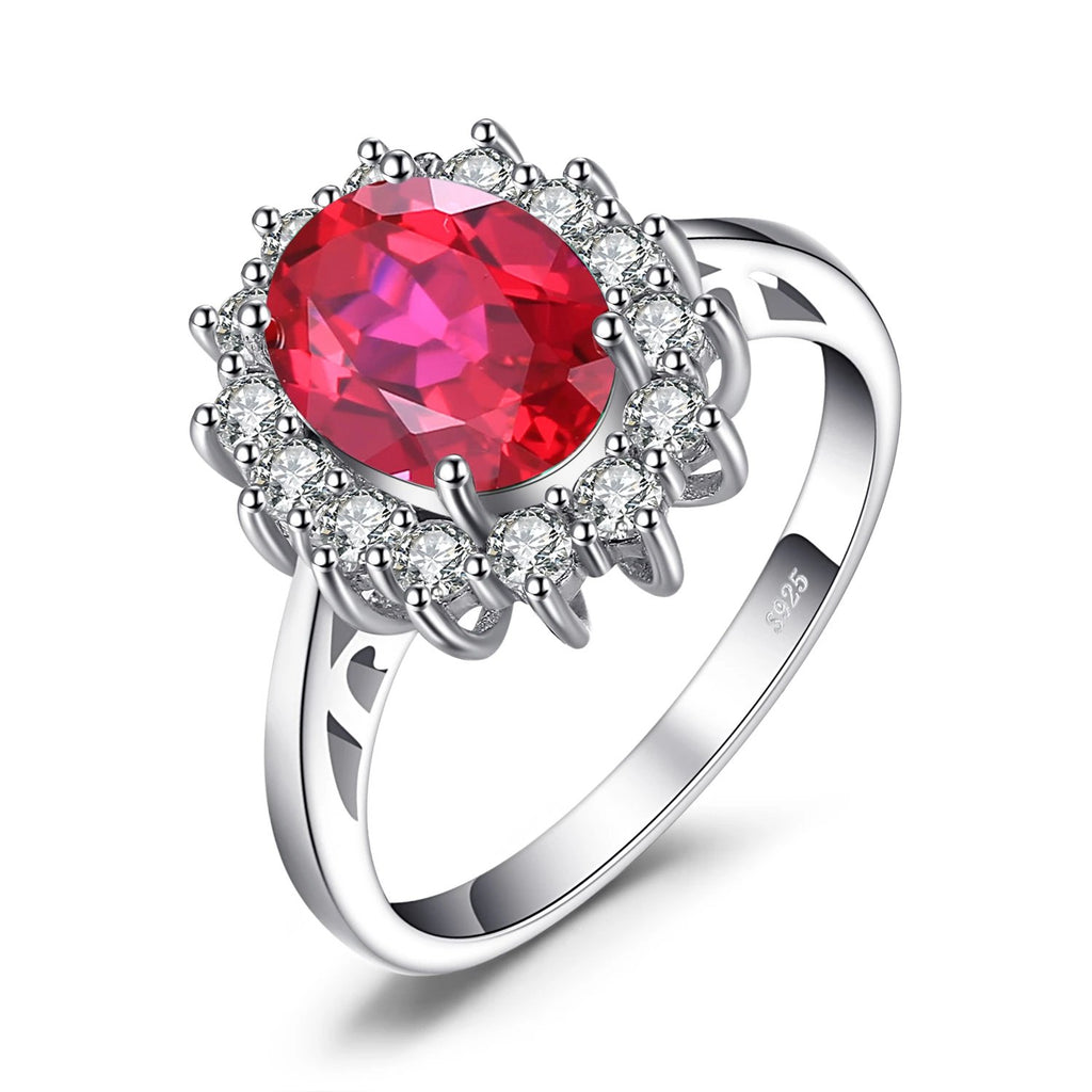 Princess Diana Ruby Ring Engagement Ring