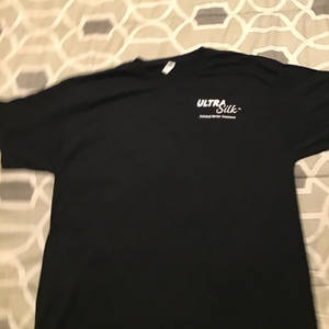 Ultra Silk powered by Smoke Short Sleeve T-Shirts