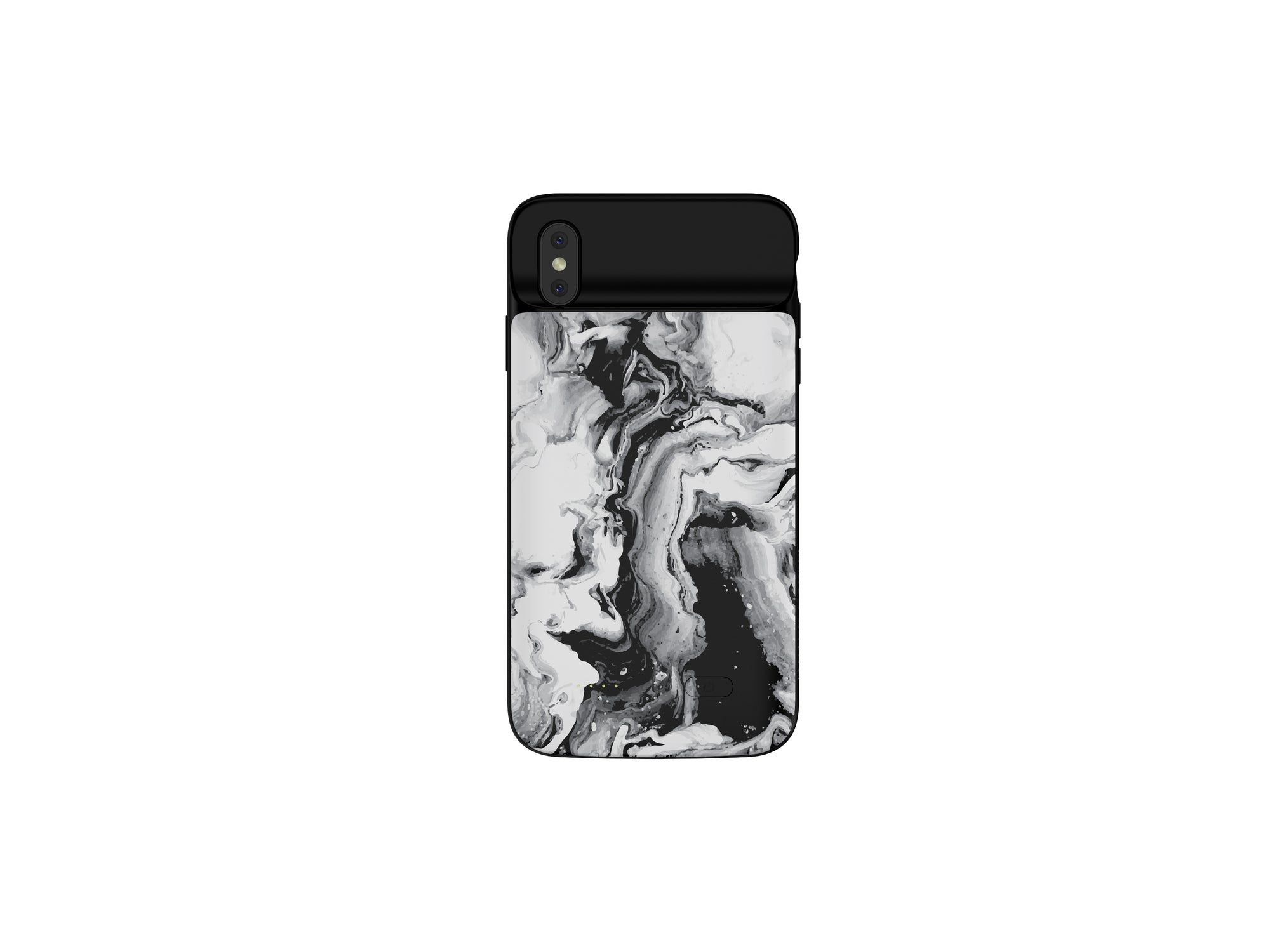 iPhone XS Max B&W Marble