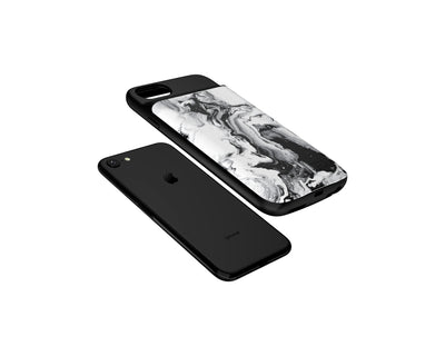 iPhone 6/6s/7/8/SE B&W Marble