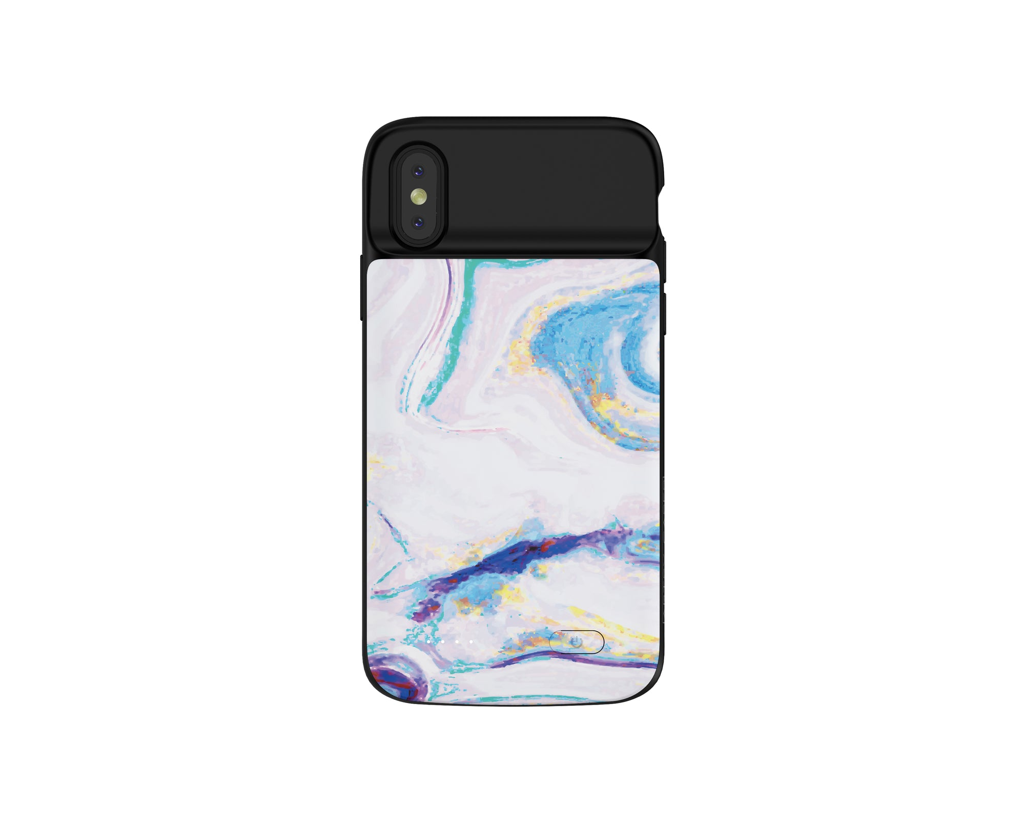 iPhone X/XS Mosaic Color Marble