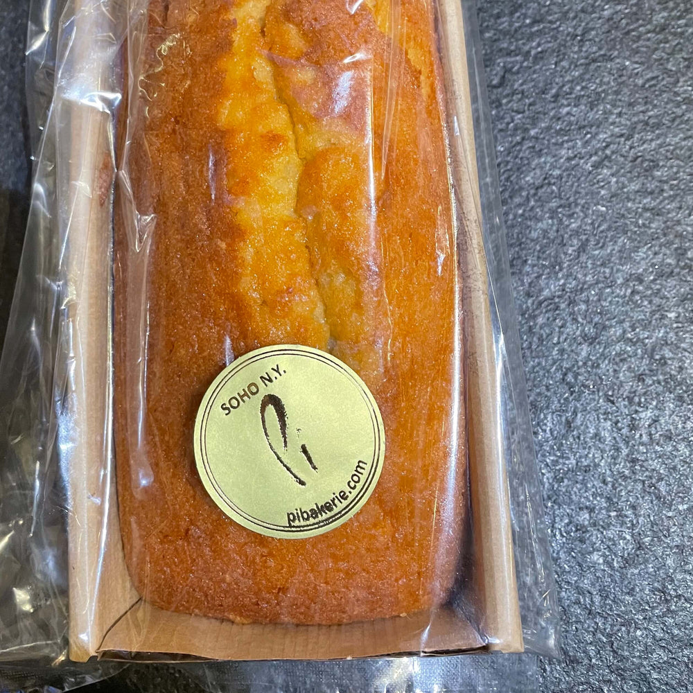 Traditional Almond Pound Cake - Olive Grove Market
