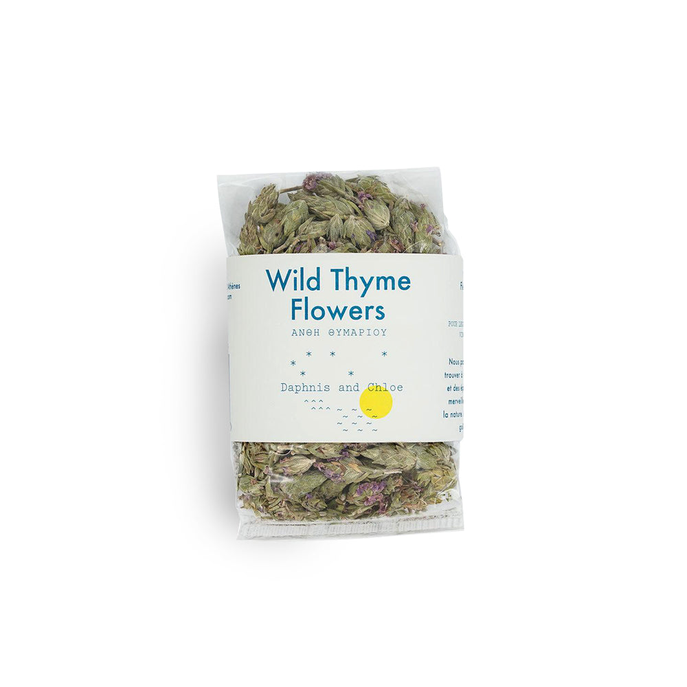 Wild Thyme Flowers - Olive Grove Market