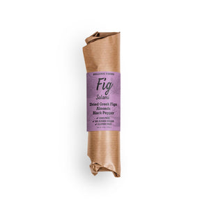 Fig Salami with Almonds & Black Pepper - Olive Grove Market-HELLENIC FARMS-Fig Salami