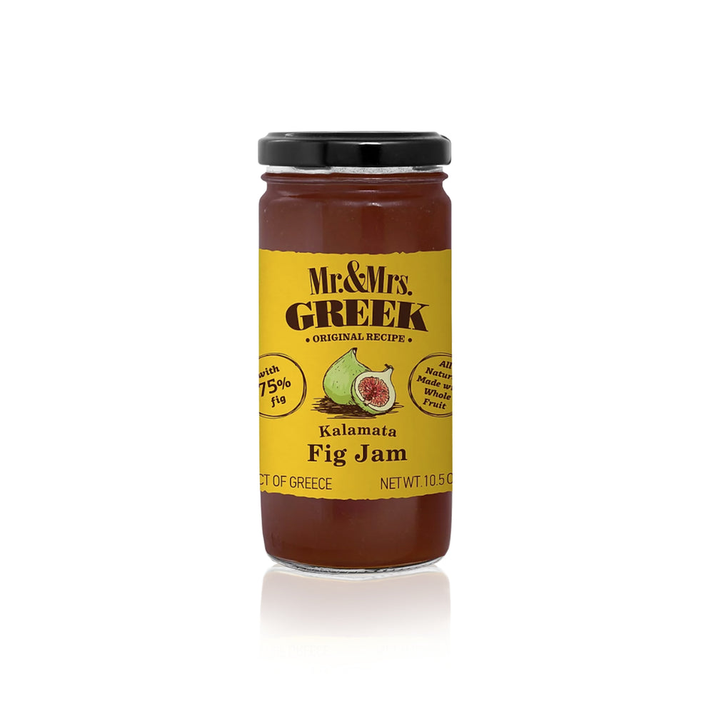 Load image into Gallery viewer, Kalamata Fig Jam - Olive Grove Market