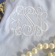 Grace Open Embroidery Font