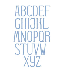 Two Type Monogram PNG SVG Monogram Font