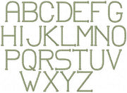 Joy Satin Embroidery Font